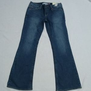 Juniors Size 3/4 Short Jeans